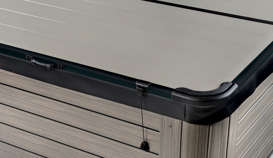 Optional Smartop Black Trim