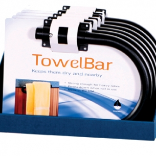 TowelBar Display